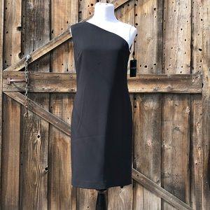 NWT Black and white dress Ralph Lauren